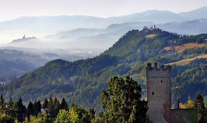 I castelli di Dante