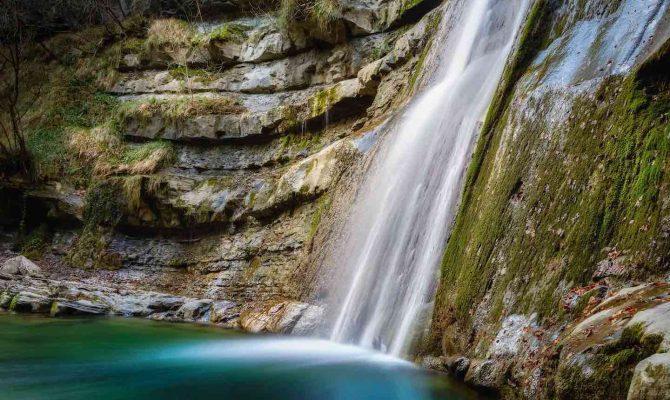 Acquacheta Cascate Copertina